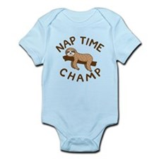 Nap Time Champ Body Suit
