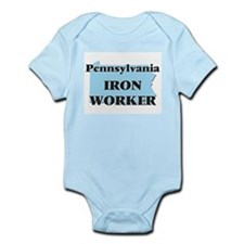 Pennsylvania Iron Worker Body Suit