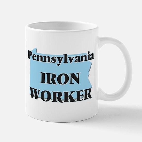 Pennsylvania Iron Worker Mugs
