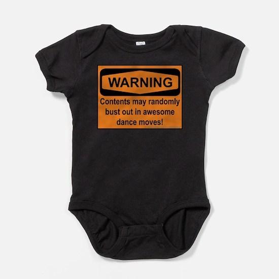 Cute Balboa Baby Bodysuit