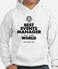 Events Manager Hoodie