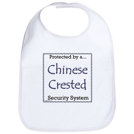 Crested Security Bib