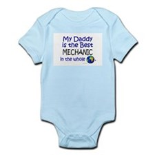 Best Mechanic In The World (Daddy) Infant Bodysuit