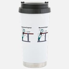 Cute Design engineer Travel Mug