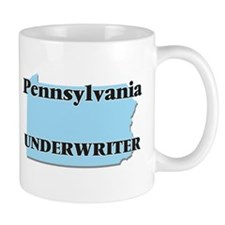 Pennsylvania Underwriter Mugs