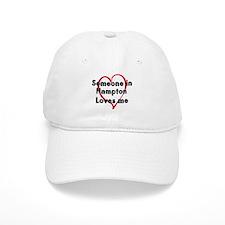 Loves me: Hampton Baseball Baseball Cap