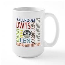 Dwts Large Mug Mugs