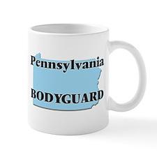 Pennsylvania Bodyguard Mugs