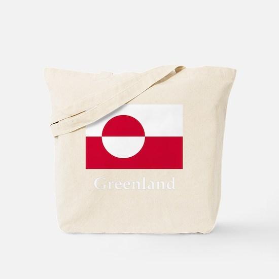 Flag And Name Tote Bag