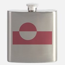 Flag And Name Flask