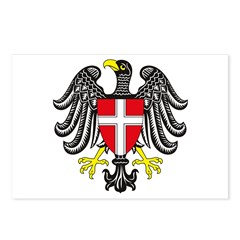 Vienna Coat of Arms Postcards (Package of 8)