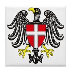 Vienna Coat of Arms Tile Coaster