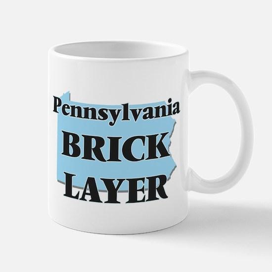 Pennsylvania Brick Layer Mugs