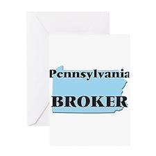 Pennsylvania Broker Greeting Cards