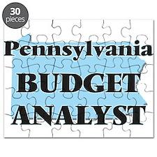 Pennsylvania Budget Analyst Puzzle