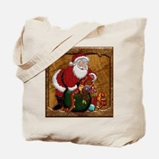 Harvest Moons Santa's Bag Tote Bag