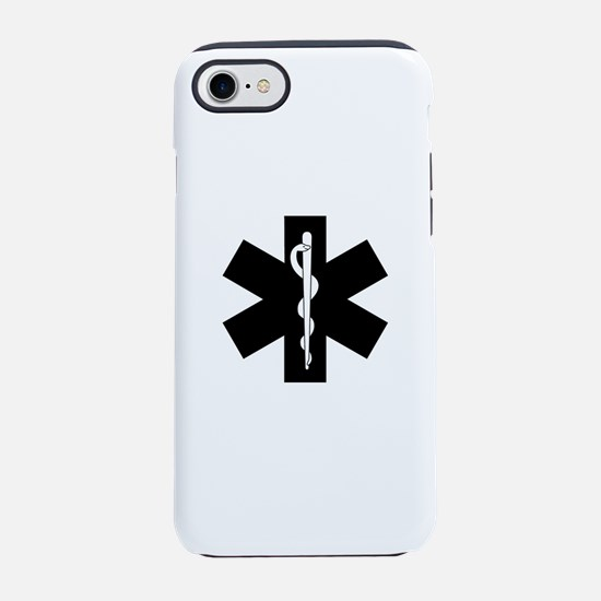EMS Star Of Life iPhone 8/7 Tough Case