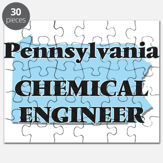 Pennsylvania Chemical Engineer Puzzle