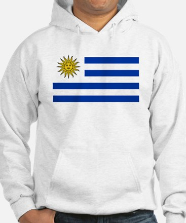 Flag And Name Hoodie