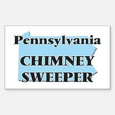 Pennsylvania Chimney Sweeper Decal