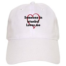 Loves me: Istanbul Baseball Cap