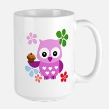 Cute Owls Mugs
