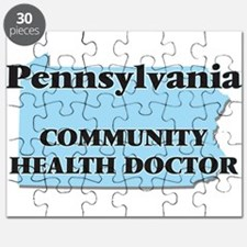Pennsylvania Community Health Doctor Puzzle