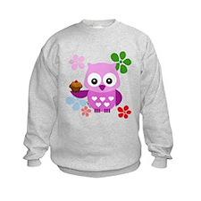Cute Owl Jumper Sweater