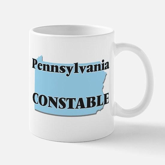Pennsylvania Constable Mugs
