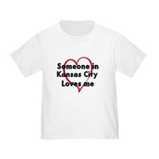 Loves me: Kansas City T