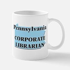Pennsylvania Corporate Librarian Mugs