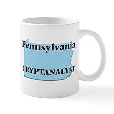 Pennsylvania Cryptanalyst Mugs