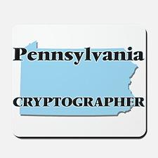 Pennsylvania Cryptographer Mousepad