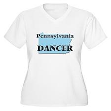 Pennsylvania Dancer Plus Size T-Shirt