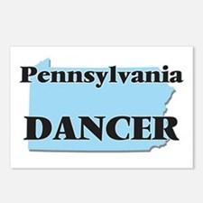 Pennsylvania Dancer Postcards (Package of 8)