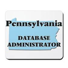 Pennsylvania Database Administrator Mousepad