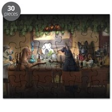 WEED DOGS Puzzle