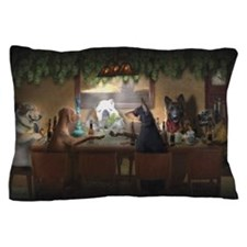 WEED DOGS Pillow Case