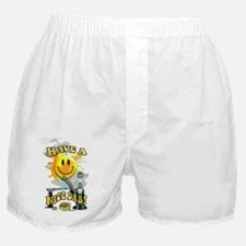 HAVE A NICE DAB! Boxer Shorts