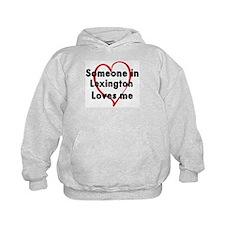 Loves me: Lexington Hoodie