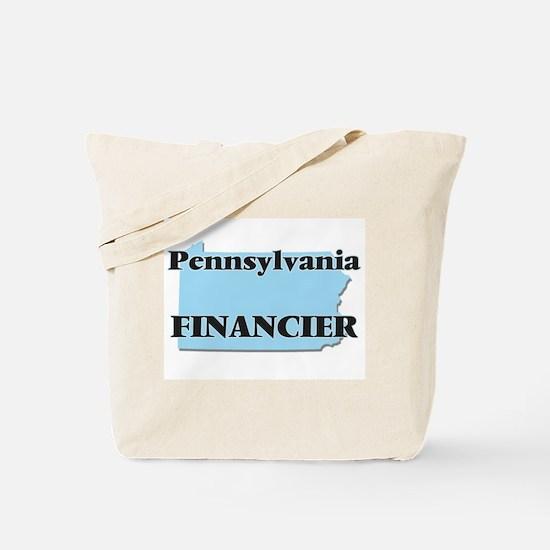 Pennsylvania Financier Tote Bag