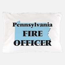 Pennsylvania Fire Officer Pillow Case