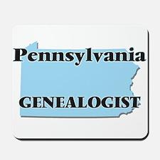 Pennsylvania Genealogist Mousepad
