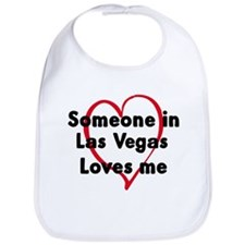 Loves me: Las Vegas Bib