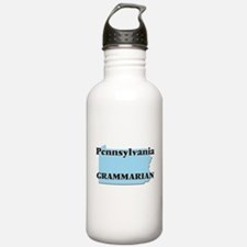 Pennsylvania Grammaria Water Bottle