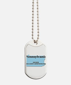 Pennsylvania Higher Education Administrat Dog Tags