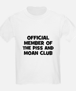 Official Member of the Piss a T-Shirt