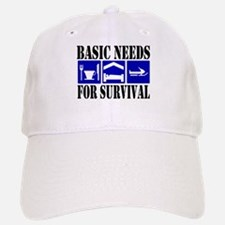 Basic Needs for Survival Hat
