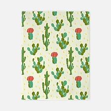 Cactus Pattern Twin Duvet