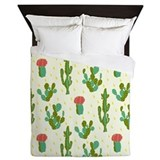 Cactus pattern Queen Duvet Covers